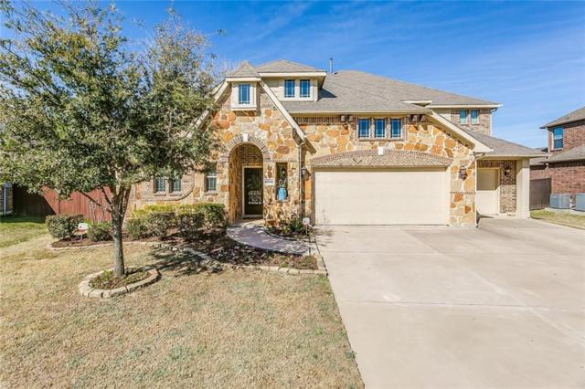 1004 Tara Drive, Burleson, TX 76028 (MLS #14044220) :: The Chad Smith Team