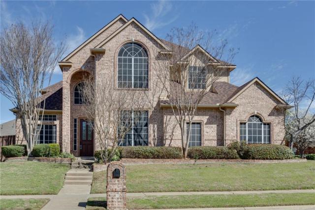 2501 Vista Creek Court, Garland, TX 75044 (MLS #14044227) :: The Good Home Team