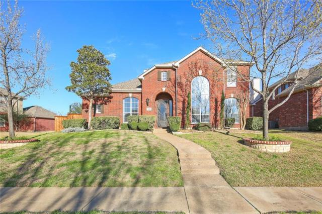 9398 Canondale Drive, Frisco, TX 75033 (MLS #14044289) :: Vibrant Real Estate