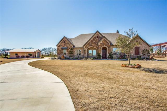9460 Tay Lane, Justin, TX 76247 (MLS #14044309) :: RE/MAX Town & Country