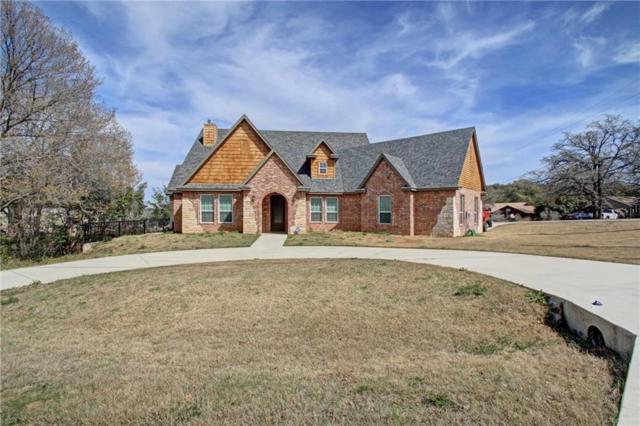 4209 N Chisholm Trail, Granbury, TX 76048 (MLS #14044388) :: Potts Realty Group