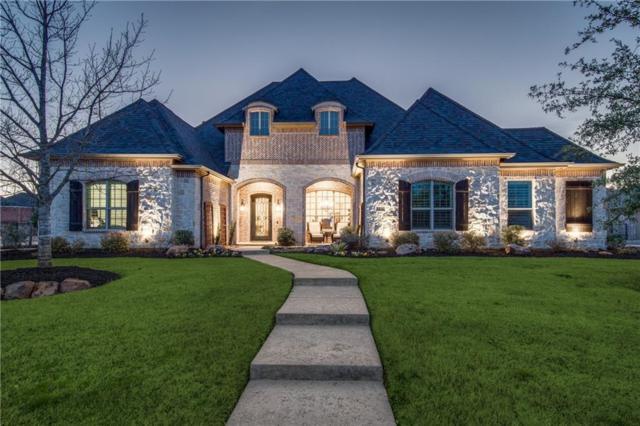 1831 Sand Creek Drive, Prosper, TX 75078 (MLS #14044389) :: Kimberly Davis & Associates