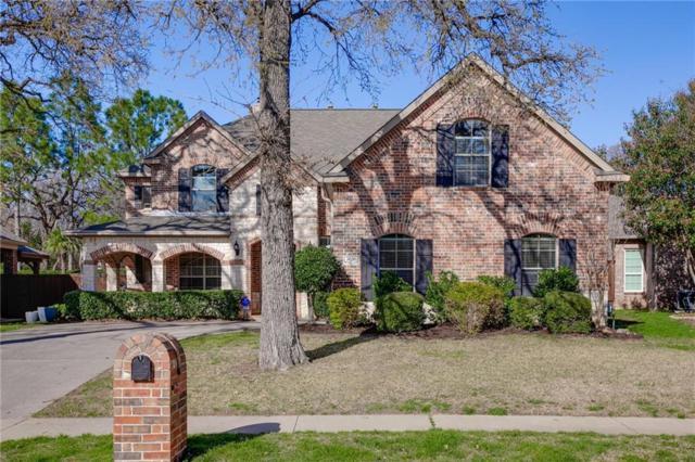 3616 Tinsdale Drive, Flower Mound, TX 75022 (MLS #14044394) :: Baldree Home Team