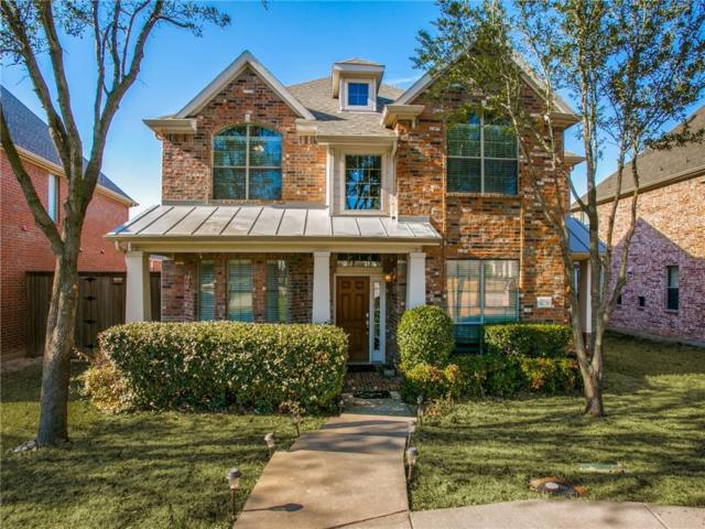 8730 Fisher Drive, Frisco, TX 75033 (MLS #14044400) :: RE/MAX Town & Country