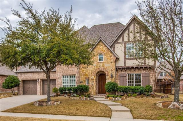 4221 Wilson Creek Trail, Prosper, TX 75078 (MLS #14044409) :: Roberts Real Estate Group
