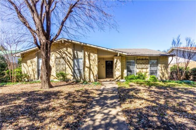 1835 Chamberlain, Carrollton, TX 75007 (MLS #14044422) :: RE/MAX Town & Country