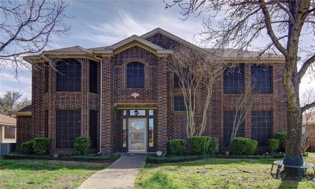 1708 Brenwood Drive, Mesquite, TX 75181 (MLS #14044474) :: Real Estate By Design