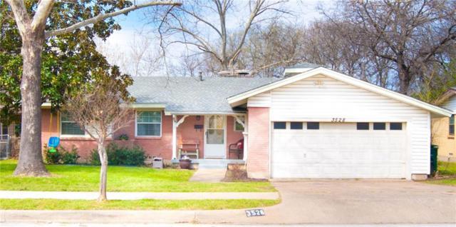 3528 Slade Boulevard, Fort Worth, TX 76116 (MLS #14044477) :: The Daniel Team