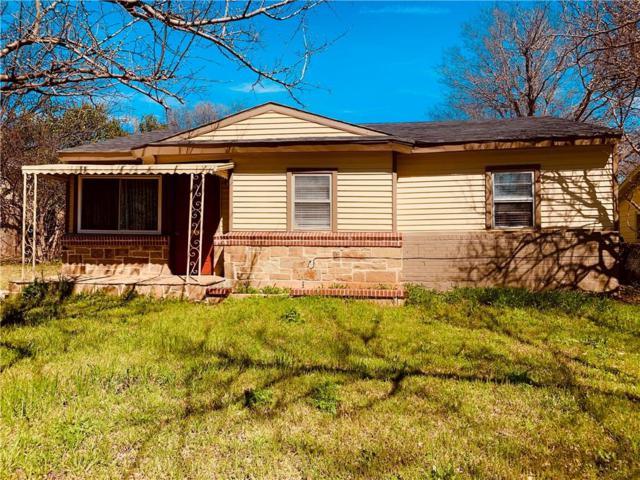 1409 E Cantey Street, Fort Worth, TX 76104 (MLS #14044537) :: Frankie Arthur Real Estate