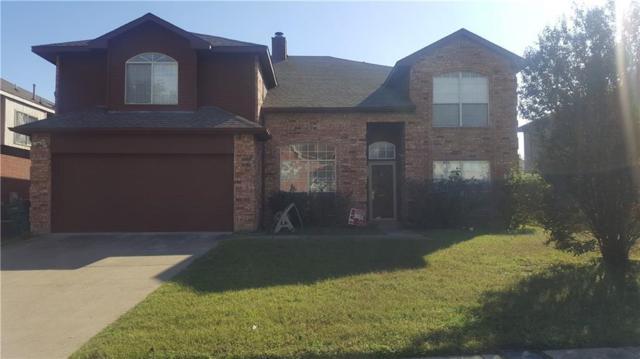 216 Rainsong Drive, Cedar Hill, TX 75104 (MLS #14044550) :: RE/MAX Pinnacle Group REALTORS