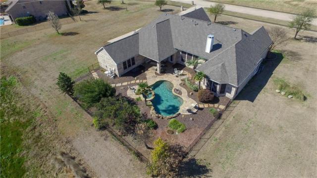 700 Saddlebrook Drive, Lucas, TX 75002 (MLS #14044629) :: The Daniel Team