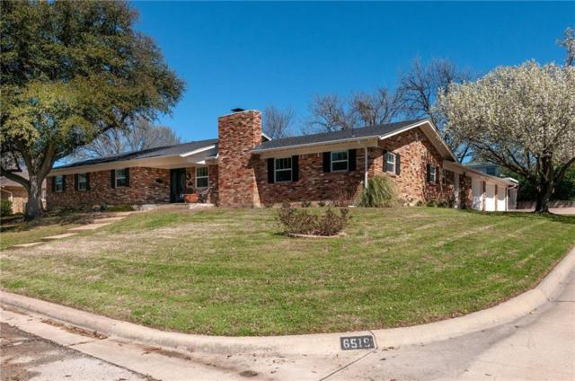 6519 Sabrosa Court W, Fort Worth, TX 76133 (MLS #14044631) :: The Good Home Team