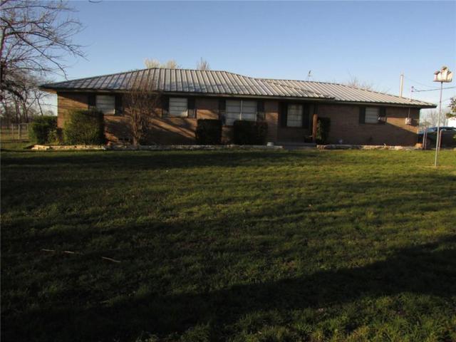704 E Grand Street, Whitewright, TX 75491 (MLS #14044655) :: Baldree Home Team