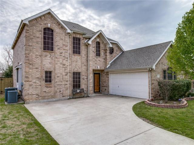 119 Evening Star Circle, Red Oak, TX 75154 (MLS #14044685) :: RE/MAX Town & Country