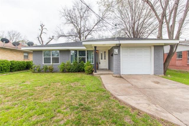2103 Boyd Street, Dallas, TX 75224 (MLS #14044694) :: Vibrant Real Estate