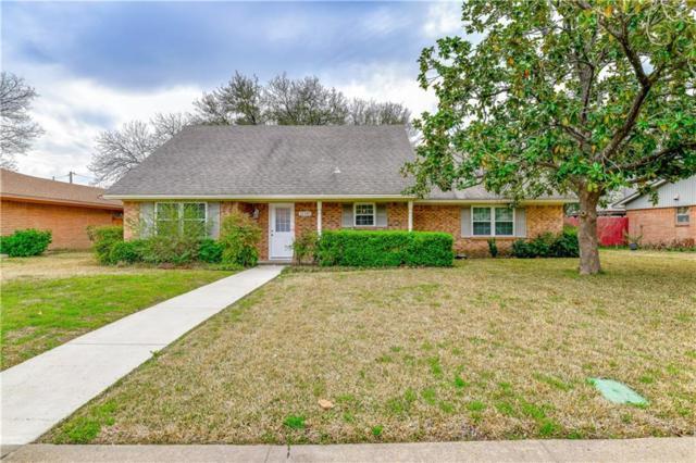 11340 Glen Cross Drive, Dallas, TX 75228 (MLS #14044730) :: The Mitchell Group