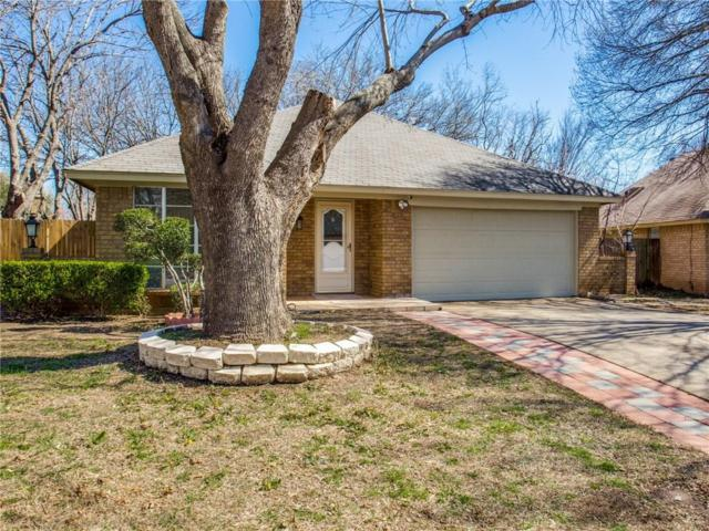 3840 Blue Grass Lane, Fort Worth, TX 76133 (MLS #14044735) :: Robbins Real Estate Group