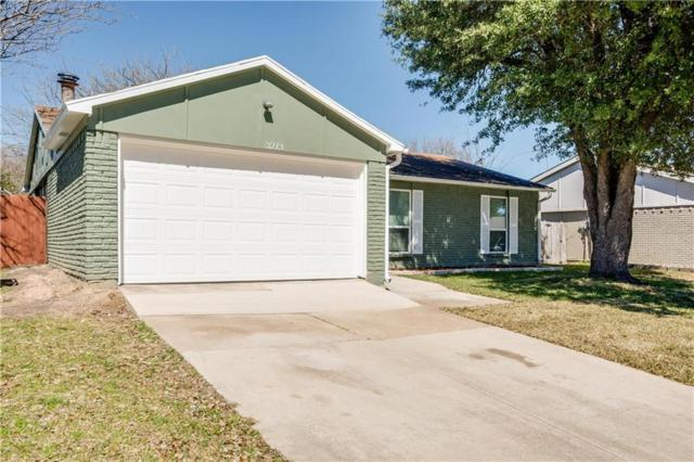 3213 Holly Lane, Rowlett, TX 75089 (MLS #14044740) :: The Good Home Team