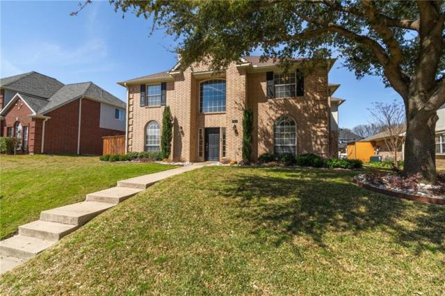 643 Ridgemont Drive, Allen, TX 75002 (MLS #14044755) :: Century 21 Judge Fite Company