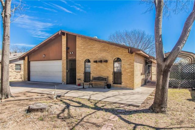 2838 Santa Rita Drive, Grand Prairie, TX 75052 (MLS #14044763) :: RE/MAX Pinnacle Group REALTORS