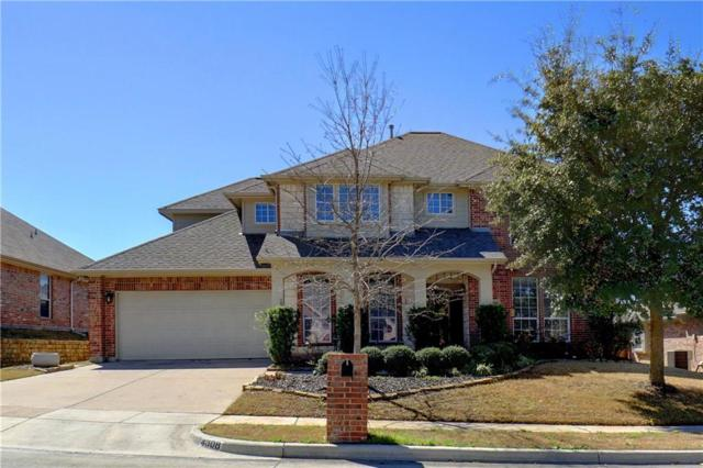 4308 Wexford Drive, Fort Worth, TX 76244 (MLS #14044775) :: Robbins Real Estate Group