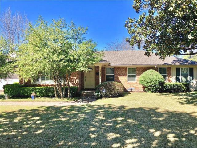 5923 Del Roy Drive, Dallas, TX 75230 (MLS #14044780) :: Robbins Real Estate Group