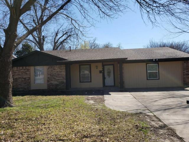 218 Jasanda Way, Mesquite, TX 75149 (MLS #14044826) :: RE/MAX Town & Country