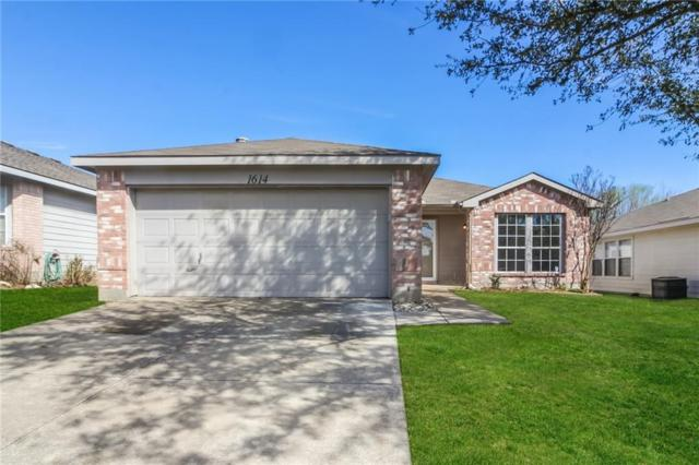 1614 Black Oak Court, Anna, TX 75409 (MLS #14044867) :: RE/MAX Town & Country