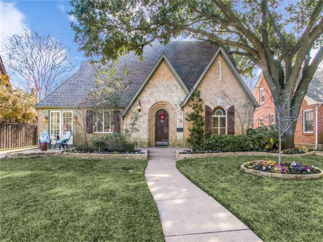 6922 Westlake Avenue, Dallas, TX 75214 (MLS #14044903) :: The Sarah Padgett Team
