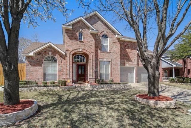 2310 Balleybrooke Drive, Lewisville, TX 75077 (MLS #14044906) :: Team Tiller