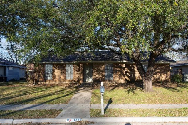 1884 Hillcrest Drive, Lewisville, TX 75077 (MLS #14044909) :: Magnolia Realty