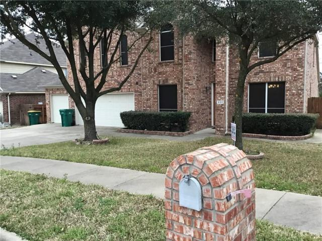 658 Oak Creek Drive, Cedar Hill, TX 75104 (MLS #14044912) :: Century 21 Judge Fite Company