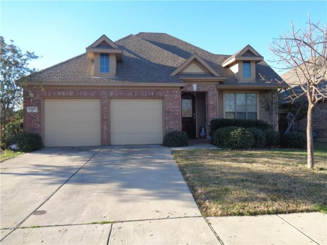 4340 Thorp Lane, Fort Worth, TX 76244 (MLS #14044933) :: Real Estate By Design