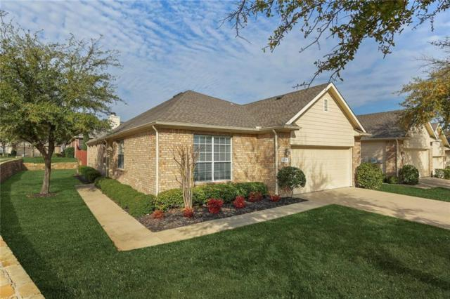 269 Heritage Hill Drive, Lewisville, TX 75067 (MLS #14044937) :: Real Estate By Design