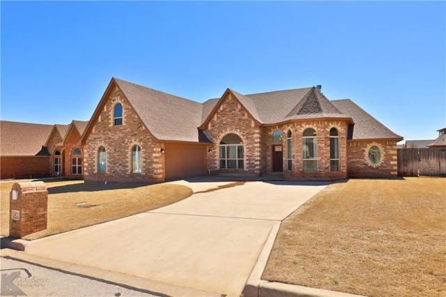 4525 High Sierra, Abilene, TX 79606 (MLS #14044938) :: The Chad Smith Team