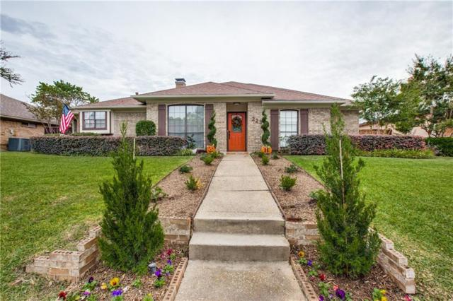 2234 Woodcreek, Carrollton, TX 75006 (MLS #14044943) :: The Good Home Team