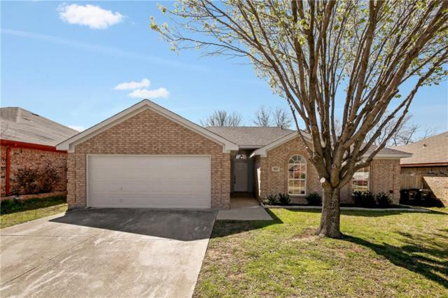 3724 Periwinkle Drive, Fort Worth, TX 76137 (MLS #14044970) :: Century 21 Judge Fite Company