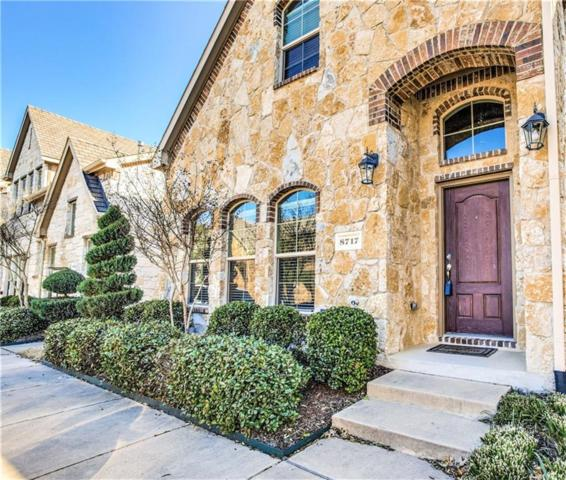8717 Whitehead Street, Mckinney, TX 75070 (MLS #14044974) :: Kimberly Davis & Associates