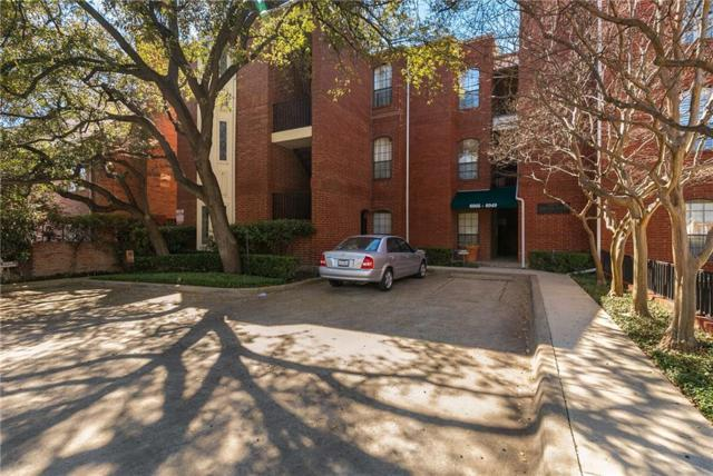 6029 Hillcrest Avenue B2, University Park, TX 75205 (MLS #14044990) :: The Good Home Team