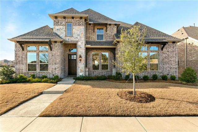 14889 Germantown Lane, Frisco, TX 75035 (MLS #14045020) :: Kimberly Davis & Associates