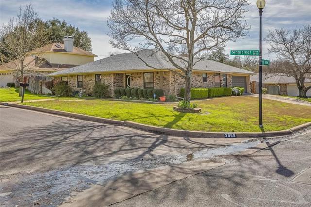 3969 Singleleaf Lane, Fort Worth, TX 76133 (MLS #14045042) :: Baldree Home Team