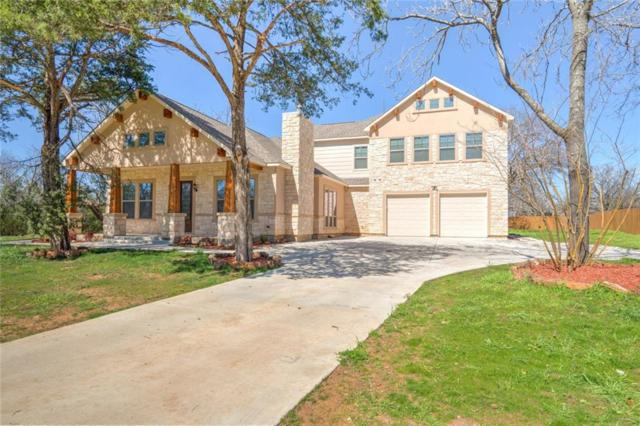 305 Mansfield Cardinal Road, Kennedale, TX 76060 (MLS #14045051) :: HergGroup Dallas-Fort Worth