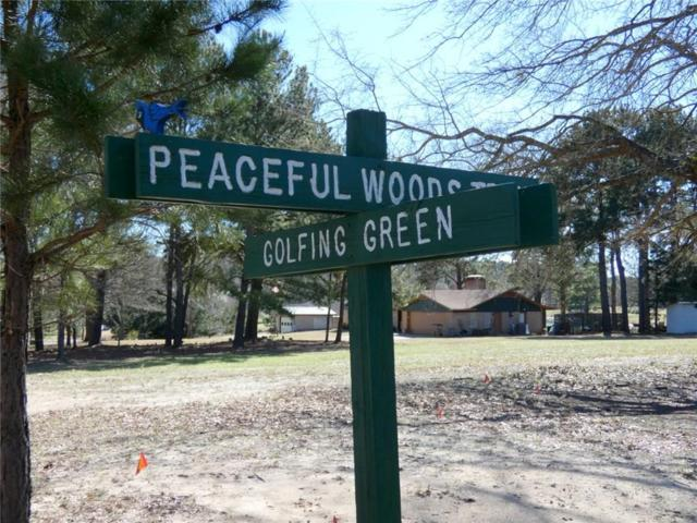 Lot 52 Golfing Green Cove, Holly Lake Ranch, TX 75765 (MLS #14045052) :: The Rhodes Team