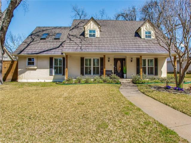 11819 Meadowspring Lane, Dallas, TX 75218 (MLS #14045081) :: The Daniel Team