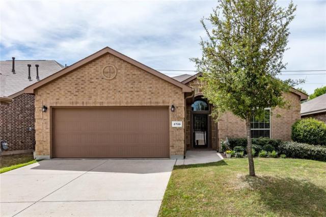 2720 Triangle Leaf Drive, Fort Worth, TX 76244 (MLS #14045105) :: The Daniel Team