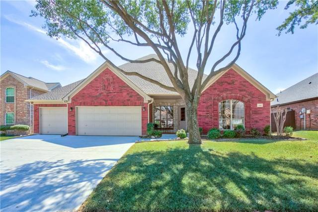 2805 Meadow Glen Drive, Flower Mound, TX 75022 (MLS #14045118) :: RE/MAX Town & Country