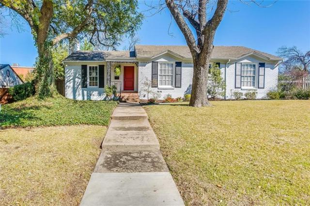 6358 Waverly Way, Fort Worth, TX 76116 (MLS #14045160) :: Van Poole Properties Group