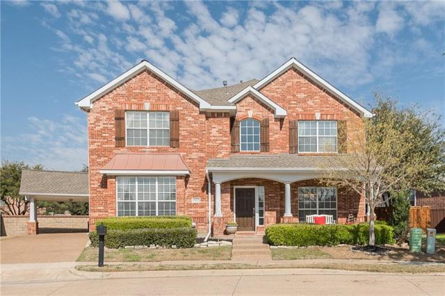 4497 Kilkenny Place, Frisco, TX 75034 (MLS #14045167) :: Real Estate By Design