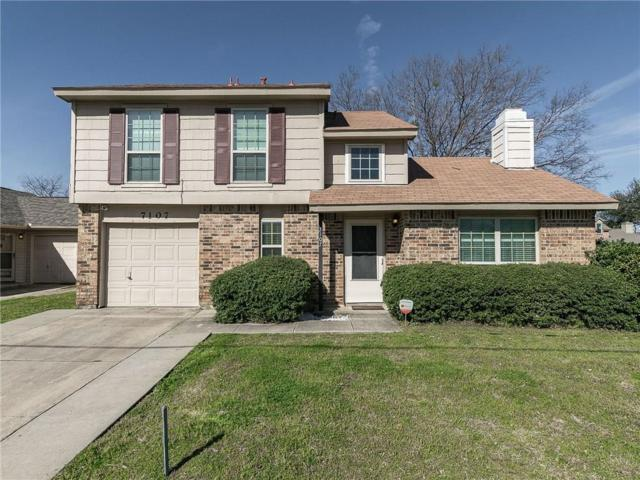 7107 Curry Drive, The Colony, TX 75056 (MLS #14045177) :: Kimberly Davis & Associates