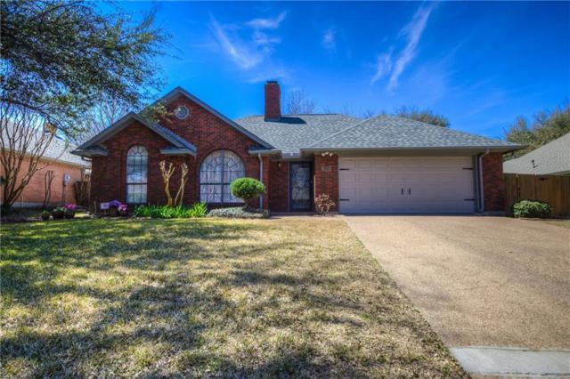 6936 Brookvale Road, Fort Worth, TX 76132 (MLS #14045187) :: The Sarah Padgett Team